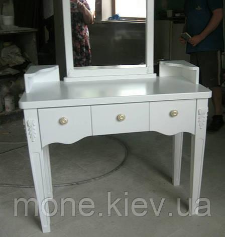 """Туалетный стол с зеркалом """"Венс"""", фото 2"""