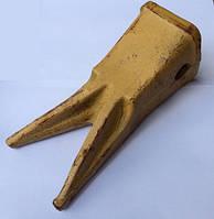 Наконечник (коронка) зуба System CAT двойной остроконечн  - зубья, наконечники и крепления для ковша погрузчика/экскаватора - CAT J / J250