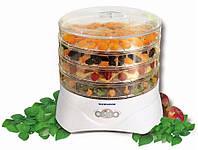 Электрическая сушилка для овощей и фруктов Niewiadów 972.04