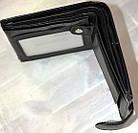 Мужской кошелек из искусственной кожи Monice (10x13) , фото 4