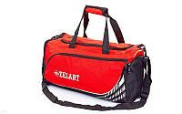Сумка спортивная DUFFLE BAG ZEL GA-4145 (PL, р-р 53х20х28см, цвета в ассортименте)