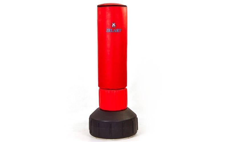Мешок боксерский напольный водоналивной SB2141 (верх-резина, р-р 148смx37см  (37смx37см 0a68594d409