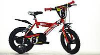 """Велосипед детский 16"""" Dino Bikes ROSSO"""
