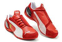 Кроссовки мужские Puma Ferrari D2187 красные
