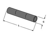 Предохранитель (фиксатор) резиновый 22 - RBG  - зубья, наконечники и крепления для ковша погрузчика/экскаватора - Зубы рыхлителя / Esco
