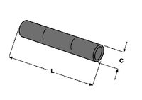 Предохранитель (фиксатор) резиновый 25 - RBG  - зубья, наконечники и крепления для ковша погрузчика/экскаватора - Зубы рыхлителя / Esco