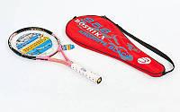 Ракетка для большого тенниса BOSHIKA 958 (поликарбон)