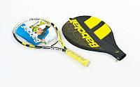 Ракетка для большого тенниса юниорская BABOLAT 140074-100 NADAL JUNIOR 140