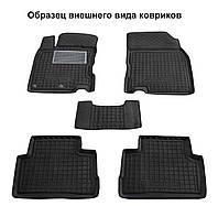 Гибридные коврики для Renault Duster 2012-2014 4WD (российская сборка) (AVTO-GUMM)