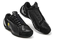 Кроссовки мужские Puma Ferrari D2188 черные