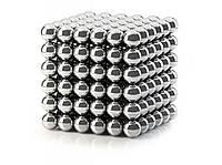 Акция! Неокуб Neocube никель 5мм магнитные шарики, фото 1