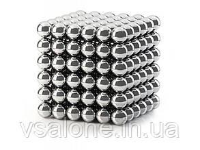 Акция! Неокуб Neocube никель 5мм магнитные шарики