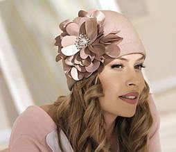 Женская шапка в стиле ретро Malwia от Willi Польша