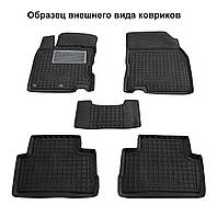 Гибридные коврики для Volkswagen Polo V 2010- хетчбэк (AVTO-GUMM)
