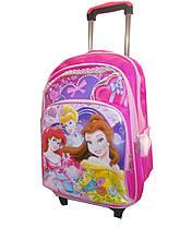"Рюкзак на колесах ""Принцессы"" со съемной тележкой"