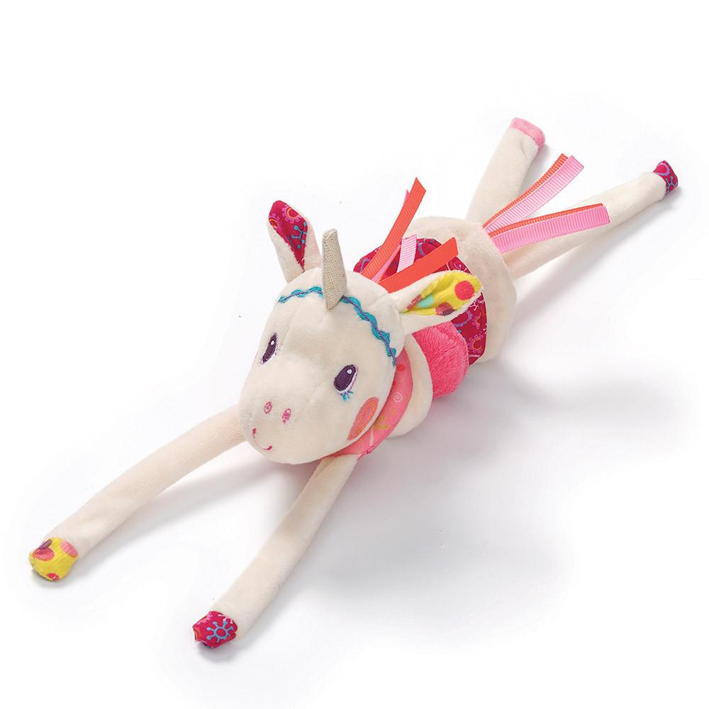 Lilliputiens - Маленькая танцующая игрушка единорог Луиза