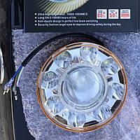 Вставка в фару d=16cm 21W LED  (8 лампочек,дальний, ближний)