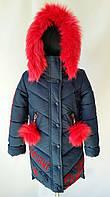 Зимняя куртка  на девочек Калифорния