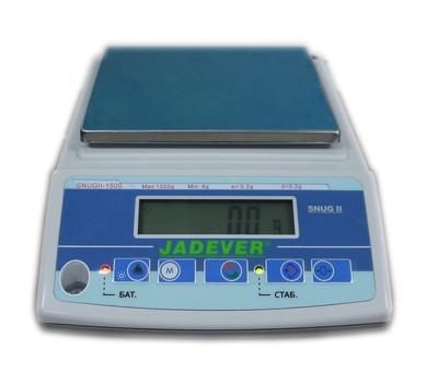 Весы лабораторные Jadever SNUG-II-600, купить весы, электронные весы