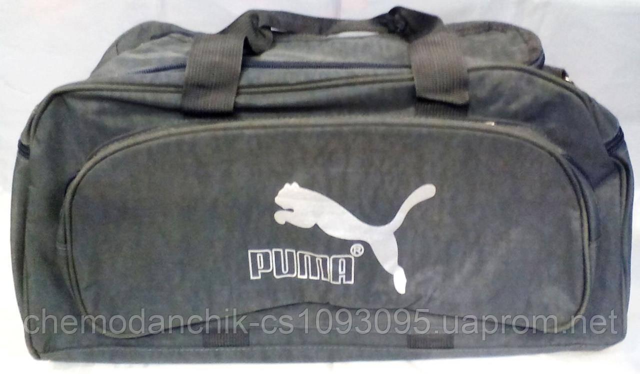 c66d1ce3d6db Сумка дорожная маленькая Puma 003 серый, цена 550 грн., купить в ...