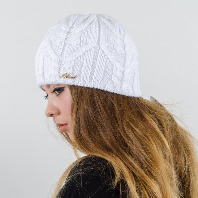 "Вязаная женская шапка ""Jemi"""