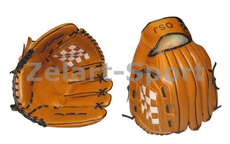 """Ловушка для бейсбола C-1877 (PVC, р-р 11,5 ) - Интернет магазин """"Sports-shop"""" в Киеве"""