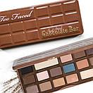 Тени для глаз Too Faced Semi-Sweet Chocolate Bar Eye Shadow Collection, фото 3