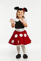 Детский костюм Минни Маус, рост 110-115 см