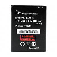 Аккумулятор BL3819 для Fly IQ4514, IQ4514 Quad (Original)