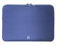 Качественныйчехол для ноутбука 13''Tucano Elements Blue for MacBook Pro  Retina BF-E-MB13-Bсиний