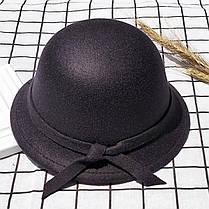 Шляпка с узелком в цвет, фото 2