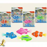 Водоплавающая игрушка рыбка Robo Fish