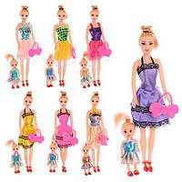 Кукла с дочкой (28х8см)