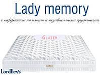 Матрас Lordflex's Lady memory 80x190