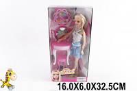 Кукла типа Барби с мебелью  6692-1