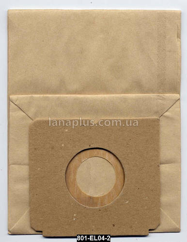 Мешки для пылесоса Electrolux, 5 шт + фильтр, пылесборник EL-04 C-II бумажный