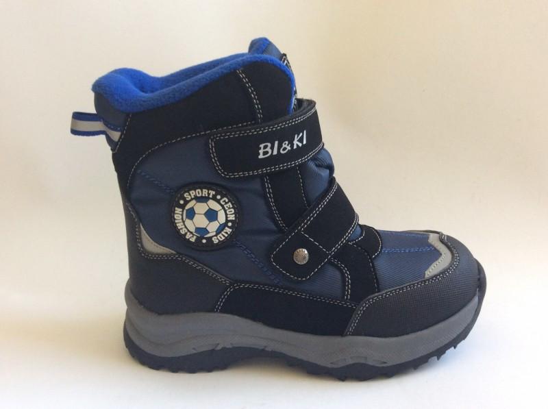 Детская зимняя термо-обувь для мальчиков (Tom.m (Bi&Ki)) (разм: 27-32) - Интернет магазин<<Market-opt>> в Одессе