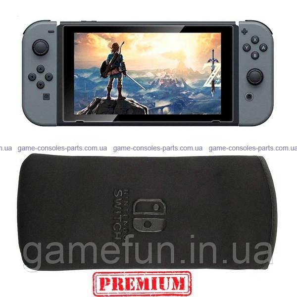 Nintendo Switch м'який чохол (Преміум)