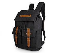 "Тканевый рюкзак из брезента ""Canvas 6"" Джинс"
