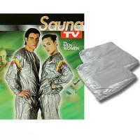 Костюм-сауна для похудения Sauna Asseenon, костюм для похудения с эффектом сауны