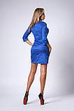 Платье мод №293-1, размеры 44,46,48 бордо, фото 2