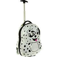 Детский чемодан сумка RGL собачка