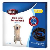 Trixie TX-3900 Ошейник против блох и клещей для собак 60см