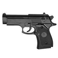 Детский пистолет на пульках ZM21, металлический