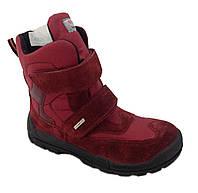 Ботинки Minimen 17RED р. 32,35 Красный
