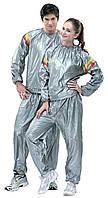Костюм для схуднення Sauna Suit, костюм-сауна, костюм для схуднення з ефектом сауни, фото 1