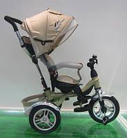 Трехколесный велосипед с поворотным сиденье Super Trike