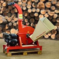 Щепорез, дереводробилка, дробилка для дерева МК-120БД, фото 1