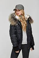 Зимняя куртка-бомбер 2018 (рр 44-52)