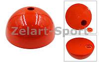 База под стойку водоналивная С-4595 (р-р d-19,3см,h-10,5см, пластик)